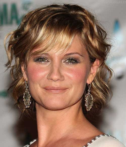 Celebrity Short Hair Hairstyles