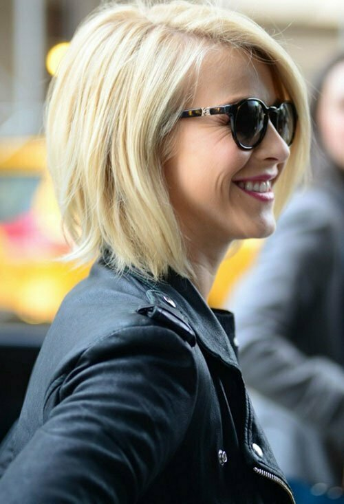 Julianne Hough short haircut
