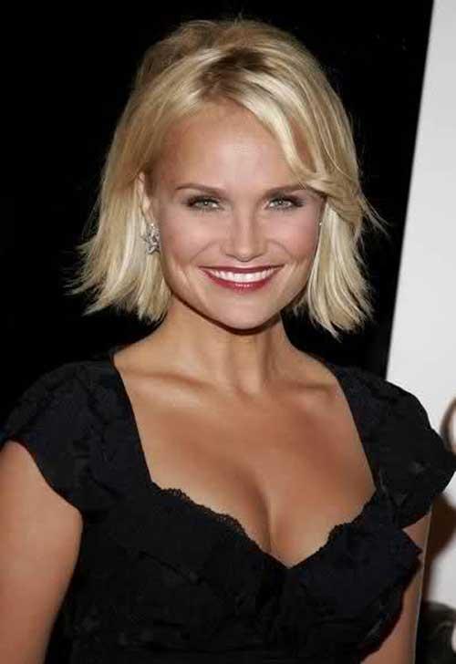 Kristin chenoweth short hairstyle