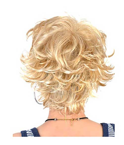 Latest Short Blonde Hairstyles-2