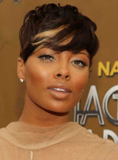 Wondrous Latest Short Haircuts For Black Women Short Hairstyles 2016 Hairstyle Inspiration Daily Dogsangcom