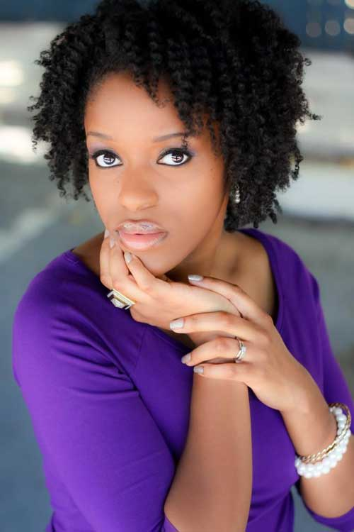 Latest Short Haircuts for Black Women-7