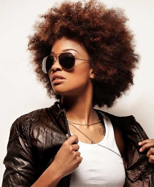 Latest Short Haircuts for Black Women-9
