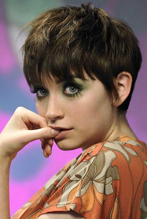Modern pixie haircuts 2013