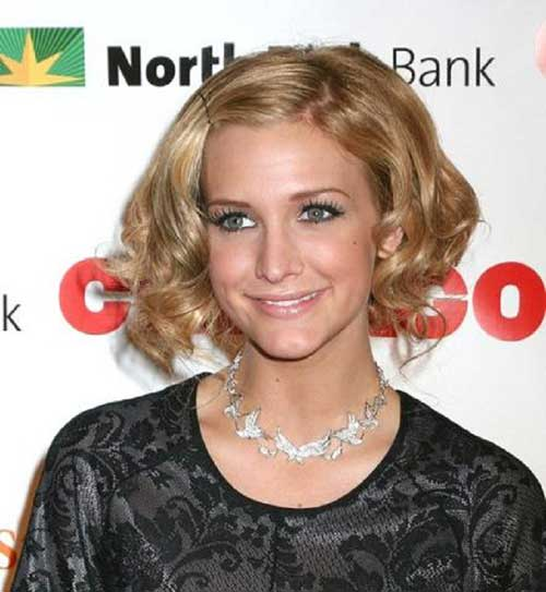 New Short Curly Hairstyles-16