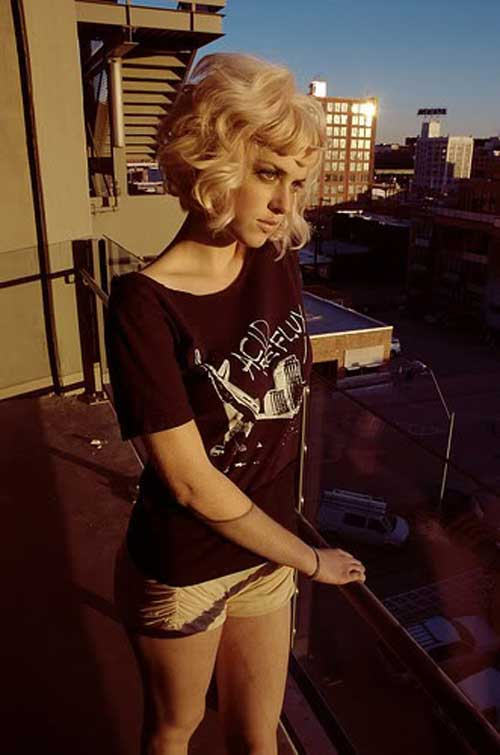 New Short Curly Hairstyles-21