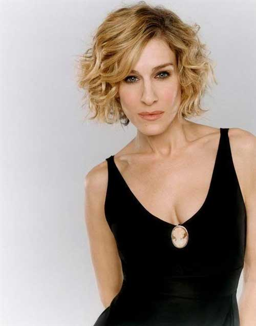 New Short Curly Hairstyles-3