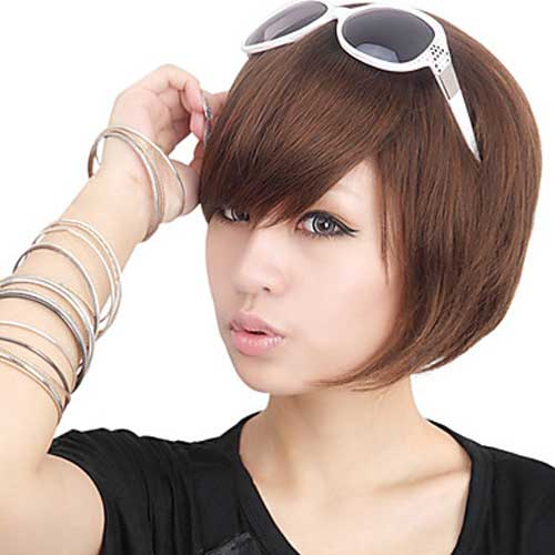 New Trendy Short Hairstyle-10