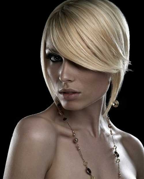 New Trendy Short Hairstyle-14