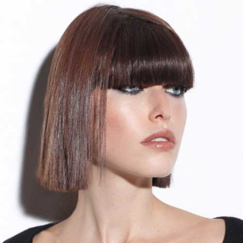 New Trendy Short Hairstyle-3