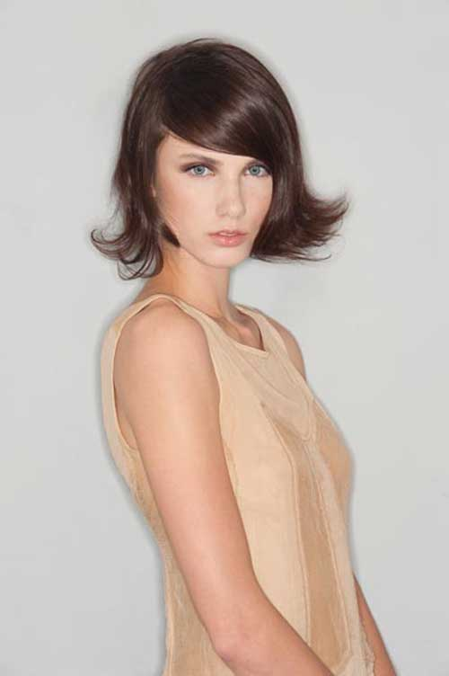 New Trendy Short Hairstyle-4