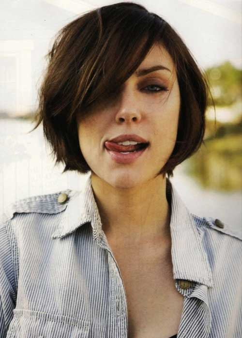 New Trendy Short Hairstyle-8