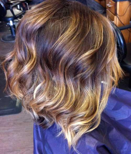 Astounding 30 Hair Color Ideas For Short Hair Short Hairstyles 2016 2017 Short Hairstyles For Black Women Fulllsitofus