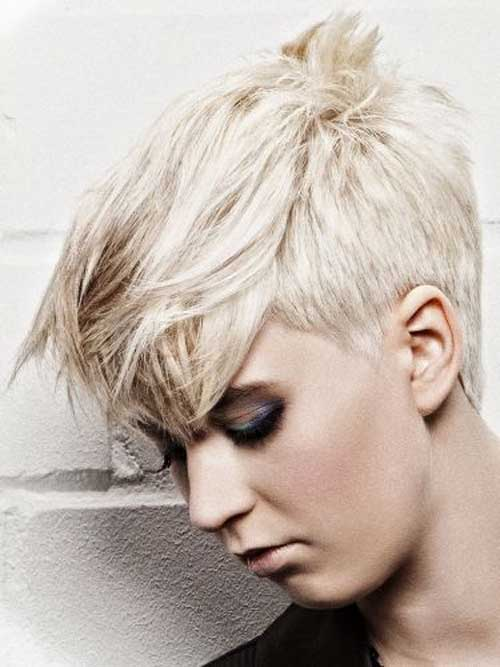 Short Blonde Hair Cuts 2013-3