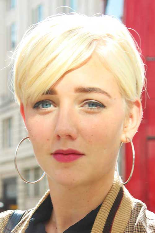 Short Blonde Hair Cuts 2013-4