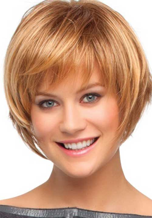 Short Bob Haircut Styles 2012 - 2013