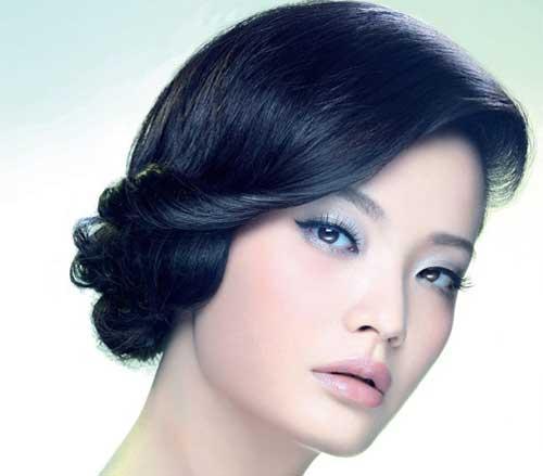 Short Bridal Hairstyles 2013-1