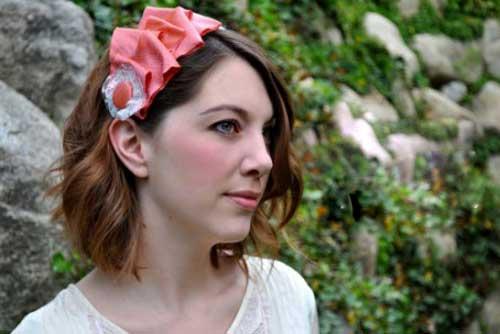 Short Bridal Hairstyles 2013-13