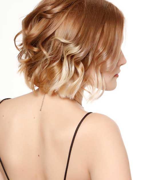 Short Hair Color for Women-9