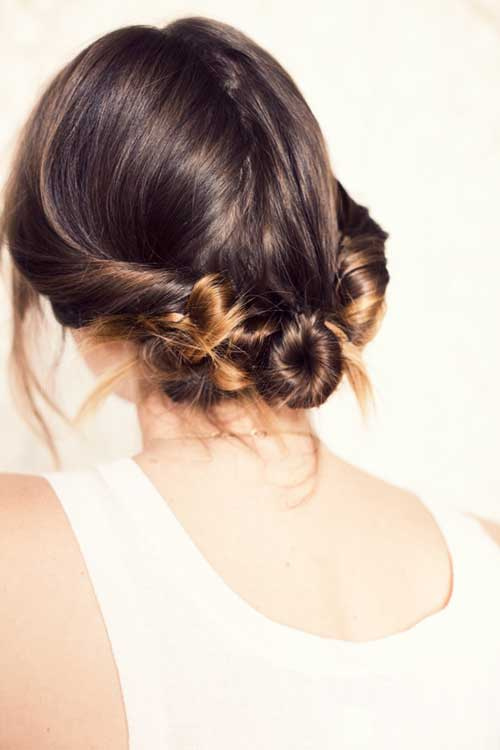Short Hairstyles for Bridal-1
