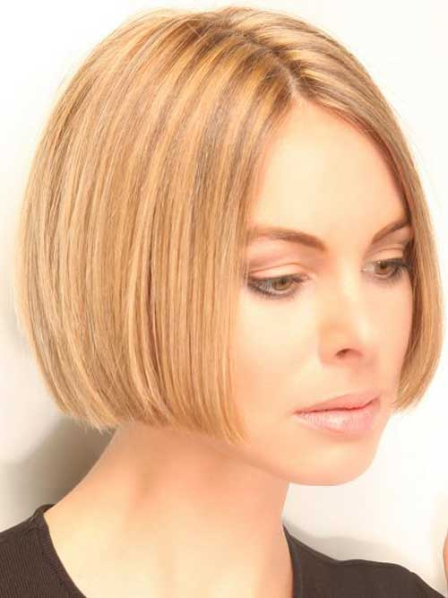 Short Straight Hair Women Hairstyles