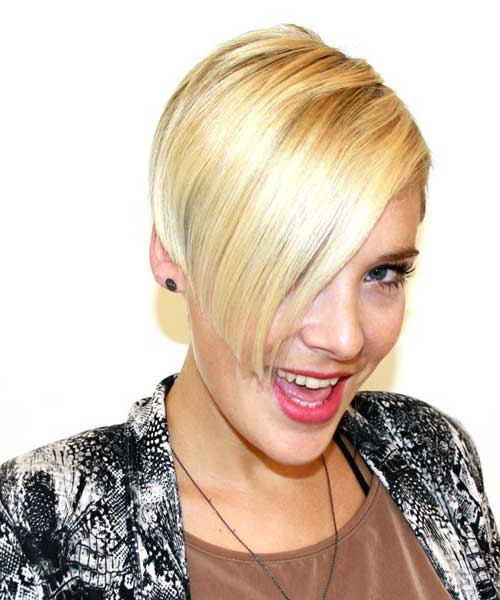 Short Straight Hair for Women-3