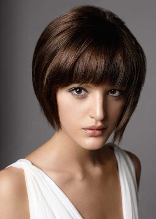 Short Straight Hair for Women-4