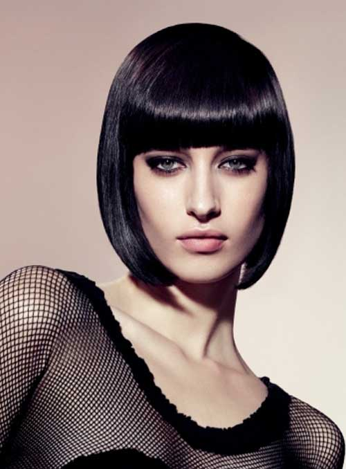 Short Straight Hair for Women-5