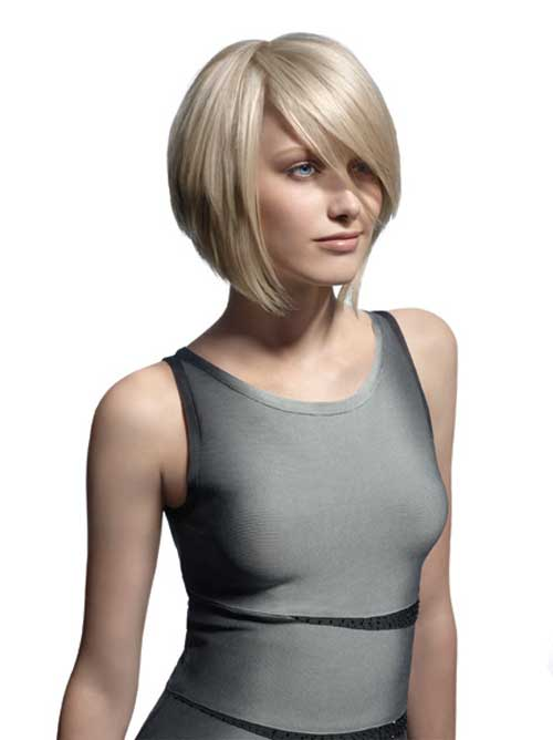 Short Straight Hair for Women-6