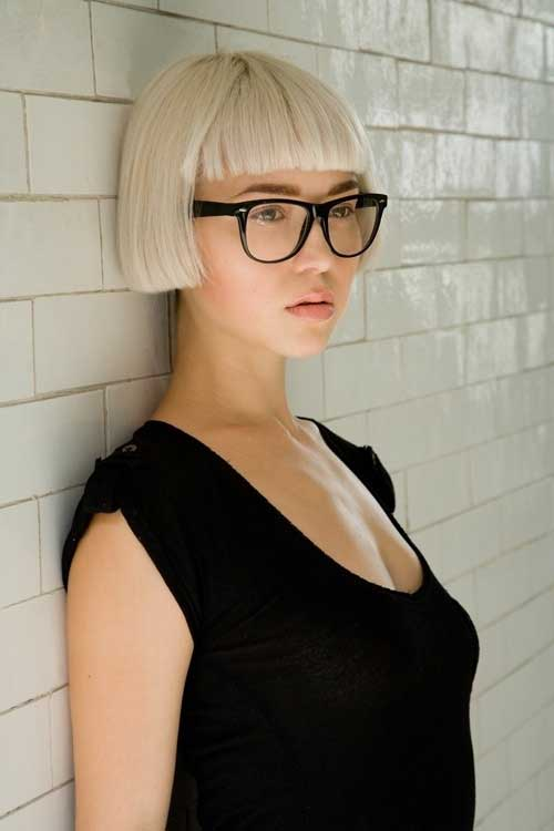 Short Straight Hair for Women-8