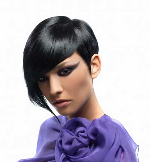 Short Straight Hair for Women-9