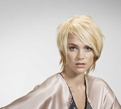 Short bob hairstyles with bangs pictures
