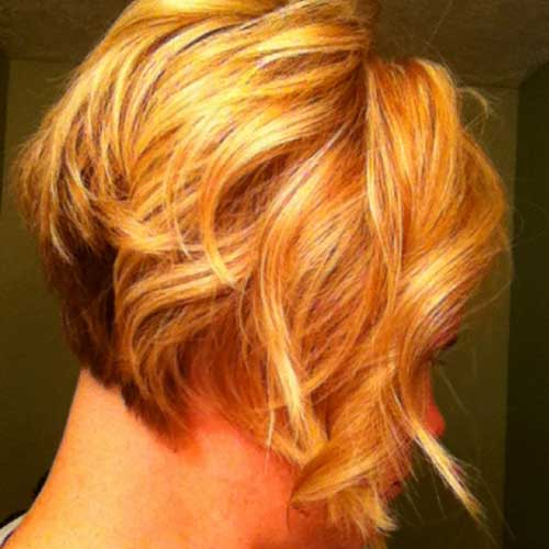 Super Short Wavy Hairstyles-1