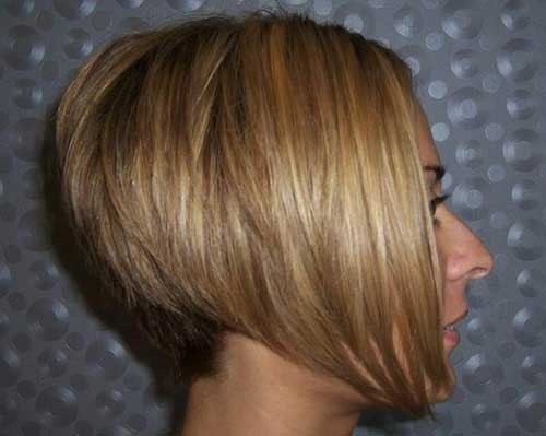 Super short bob hairstyles