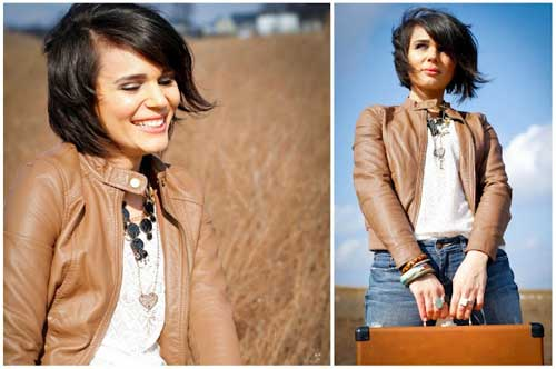 Trendy Super Short Hair-15