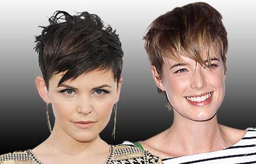 Trendy Super Short Hair-8