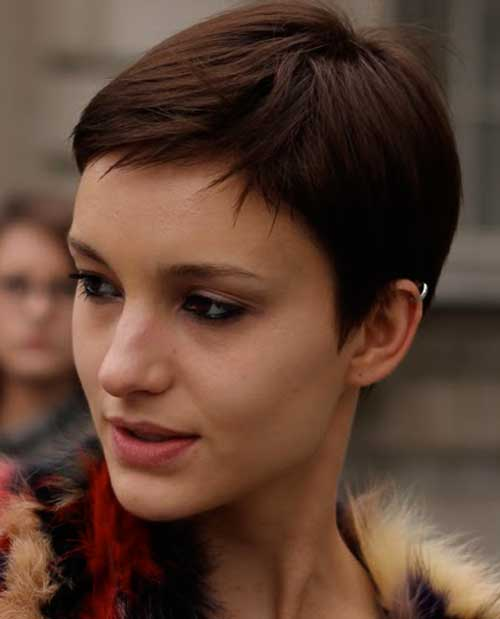 Trendy pixie cuts 2013