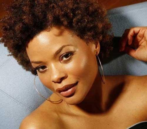 Super Black Women With Short Hairstyles Short Hairstyles 2016 2017 Short Hairstyles Gunalazisus