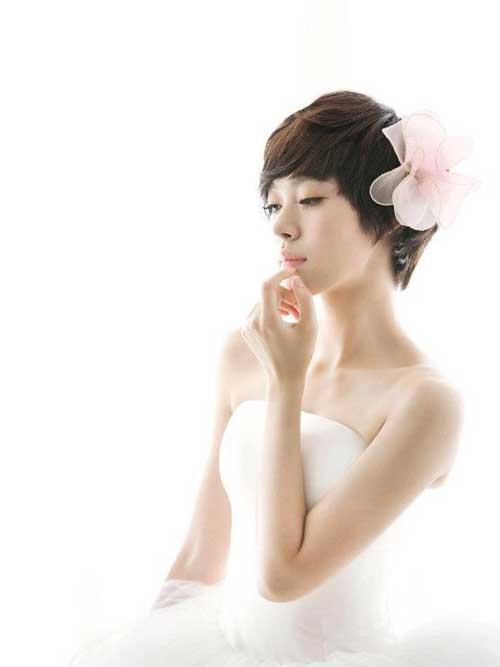 20 Super Short Bridal Hairstyles-2