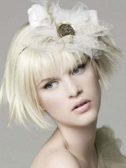 20 Super Short Bridal Hairstyles-3