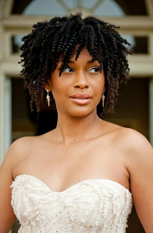 Awesome 10 Super Short Bridal Hairstyles Short Hairstyles 2016 2017 Short Hairstyles For Black Women Fulllsitofus
