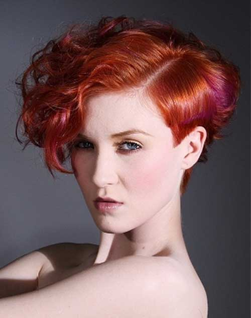 2013 Hair Color Styles for Short Hair-10