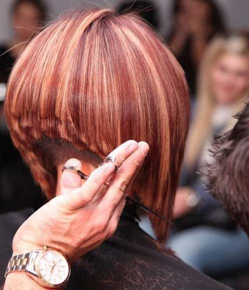 2013 Hair Color Styles for Short Hair-7