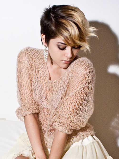 2013 Hair Color Styles for Short Hair-8