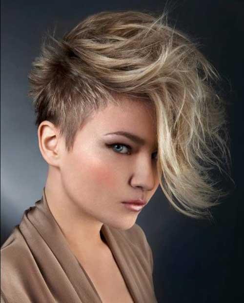 2013 New Short Hair Styles-2