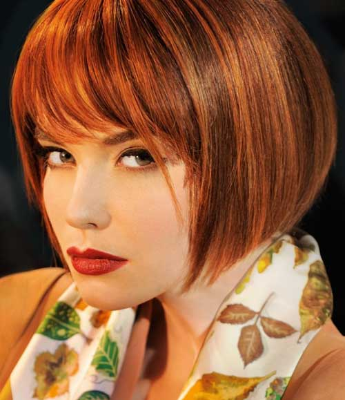 2013 Short Bob Haircuts for Women-1