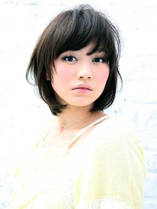 2013 Short Bob Haircuts for Women-11