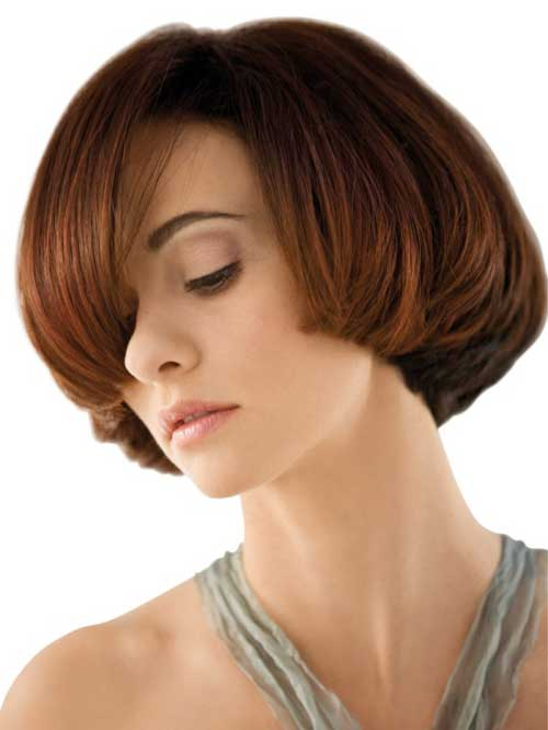 2013 Short Bob Haircuts for Women-3