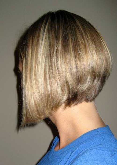 2013 Short Bob Haircuts for Women-6