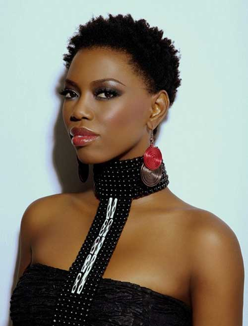 2013 Short Haircut for Black Women-1